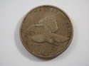 1857 1C Flying Eagle Cent Fine (F) Penny SKU 10016USC