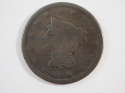 1840 Braided Hair Large Cent Large Date Good (GD) Penny SKU 10049USC