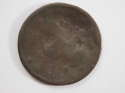 1818 Coronet Head Matron Large Cent About Good (AG) Penny SKU 10068USC