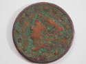 1824 Coronet Head Matron Large Cent Fine (F) Penny SKU 10073USC