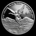 2019 1/10 oz Mexico Silver Libertad Proof Coin (In Capsule)
