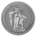 2019 1 oz Germania Silver Round