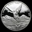 2019 1 oz Mexico Libertad Silver Proof (In Capsule)