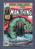 The Man-Thing #1 GD Marvel 1979 SKU 232CS