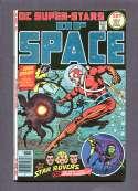 DC Super-Stars of Space #8 Star Rovers  VG DC 1976 SKU 234CS