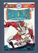 Hercules  #2 Unbound  VG DC SKU 235CS
