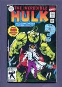 The Incredible Hulk  #393 VG Marvel 1992 SKU 237CS