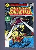 Battlestar Galactica  #1 Annihlation! FN Marvel 1971 SKU 239CS
