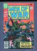 Man of War  #3 FN DC 1977 SKU 241CS