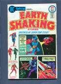 Earth Shaking  #18 VG DC 1975 SKU 243CS
