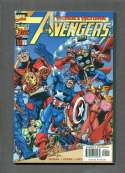 The Avengers  #1 Heroes Return VF/NM Marvel 1998 SKU 244CS