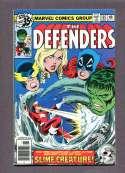 The Defenders  #65 VG Marvel 1978 SKU 245CS