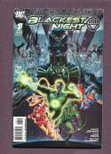 Blackest Night  #1 of 8 VF/NM DC 2009 SKU 247CS