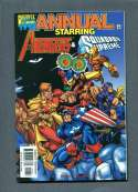 Avengers & Squadron Supreme  1998 Annual  VF/NM Marvel 1998 SKU 254CS