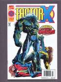 X Factor  #3 VF/NM Marvel 1995 SKU 266CS