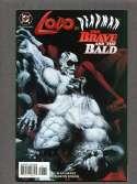 Lobo & Deadman #1 The Brave & the Bald VF/NM DC 1995 SKU 268CS