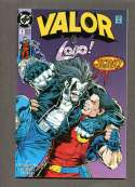 Valor Vs. Lobo #4 VF DC 1993 SKU 269CS