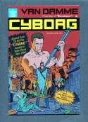 Cyborg #1 The Star of Bloodsport VF/NM 1989 SKU 272CS