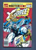 X Force #1 VF/NM Marvel 1992 SKU 274CS