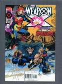 Weapon X #1 NM Marvel 1995 SKU 275CS