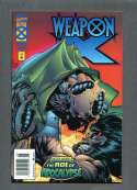 Weapon X #4 VF/NM Marvel 1995 SKU 277CS