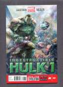 Indestuctible Hulk  #1 NM Marvel 2013 SKU 285CS