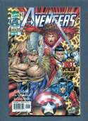 The Avengers  #1 Earth's Mightiest Heros VF/NM Marvel 1996 SKU 293CS