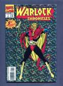 The Warlock Chronicles  #1 VF Marvel 1993 SKU 294CS