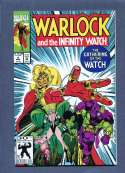 Warlock and the Infinity Watch #2 NM Marvel 1992 SKU 295CS