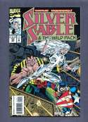 Silver Sable & the Wild Pack #29 VF/NM Marvel 1994 SKU 299CS