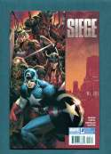 Siege #3 of 4 NM Marvel 2010 SKU 301CS