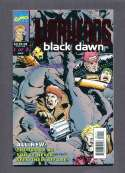 Warheads #1 of 2 Black Dawn NM Marvel 1993 SKU 304CS