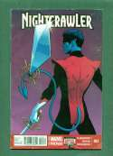 Nightcrawler  #3 GD Marvel 2014 SKU 306CS