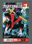 Nightcrawler  #1 NM Marvel 2014 SKU 308CS