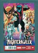 Nightcrawler  #8 NM Marvel 2015 SKU 311CS