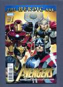The Avengers  #1 The Heroic Age VF/NM Marvel 2010 SKU 315CS