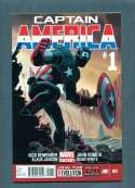 Captain America  #1 NM Marvel 2013 SKU 318CS