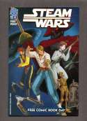 Steam Wars  #1 NM Ape Entertainment 2014 SKU 323CS