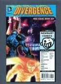 Divergence #1 NM DC 2015 SKU 324CS