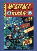Meatface #1 The Amazing Flesh  NM 1992 SKU 337CS