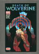 Death of Wolverine  #1 of 4 VF Marvel SKU 340CS