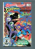 Superman  #72 The Phantom Stranger & The Joker  GD DC 1984 SKU 342CS