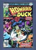 Howard the Duck #10 Doom in a Dark Dimension GD Marvel 1976 SKU 343CS
