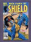 Nick Fury, Agent of S.H.I.E.L.D. #36 NM Marvel 1992 SKU 345CS