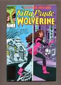 Kitty Pryde and Wolverine  #1 of 6 NM Marvel 1984 SKU 355CS