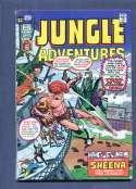 Jungle Adventures  #2 VG 1971 SKU 356CS