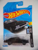 2019 Hot Wheels 69 Dodge Charger 500 Black Rod Squad #80 New