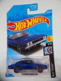 2019 Hot Wheels 69 Dodge Charger 500 Blue Rod Squad #80 New