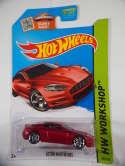 2016 Hot Wheels Aston Martin DBS Red HW Workshop #250 New