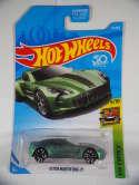2019 Hot Wheels Aston Martin One-77 Green HW Exotics #117 New
